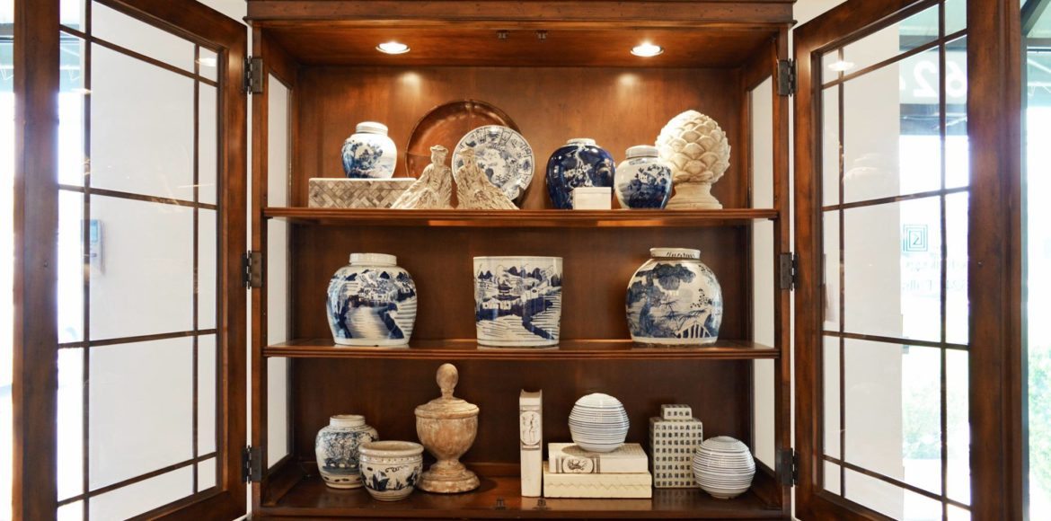 Blue White Ceramics And Ginger Jars The Kellogg Collection