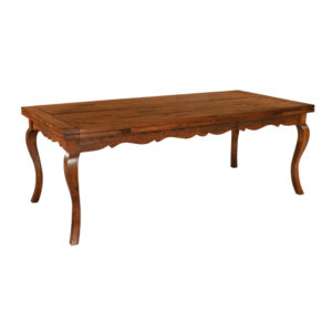 French Country Dining Table from @kelloggfurn
