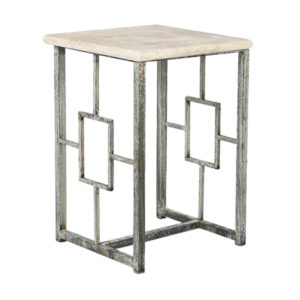 Plaza End Table from @kelloggfurn