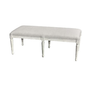 Boudoir Bench from @kelloggfurn