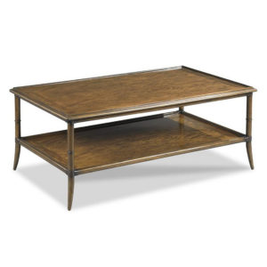 Pendleton Cocktail Table from @kelloggfurn